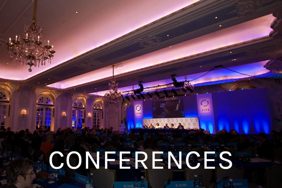 Production, logistics and creative for small- to large-scale event experiences, including sales kickoffs, symposiums and corporate meetings. Including:  Project management, Venue sourcing & transformation, Creative development & agenda, Registration & logistics, Staging, production, lighting & AV, Live stream, video & photography, Interactive event apps.
