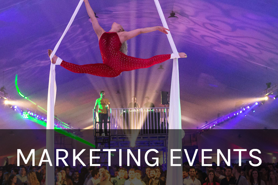 Product launches and other events designed for maximum impact, including event concepting, creative, logistics and pre/post marketing. Including: Project management, Venue sourcing & transformation, Event production, Creative/experiential design, Video and photography, Brand experience & product, Pre/post marketing & social media.