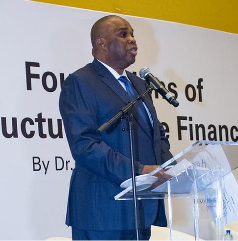 Benedict Oramah Afrexim Bank